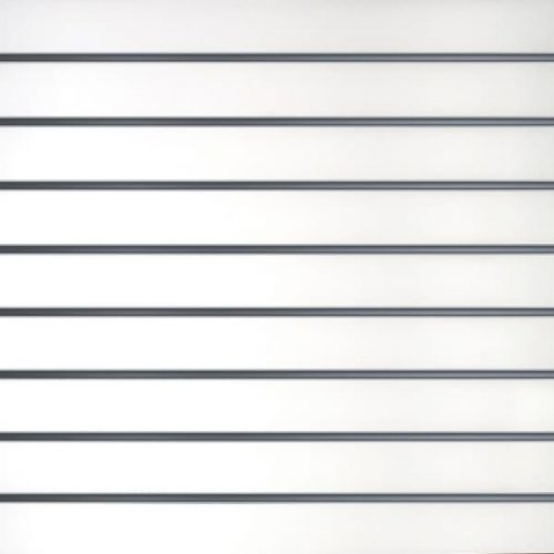 Lamellenwände Weiß 10cm
