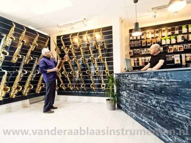 Van der Bladder Instruments