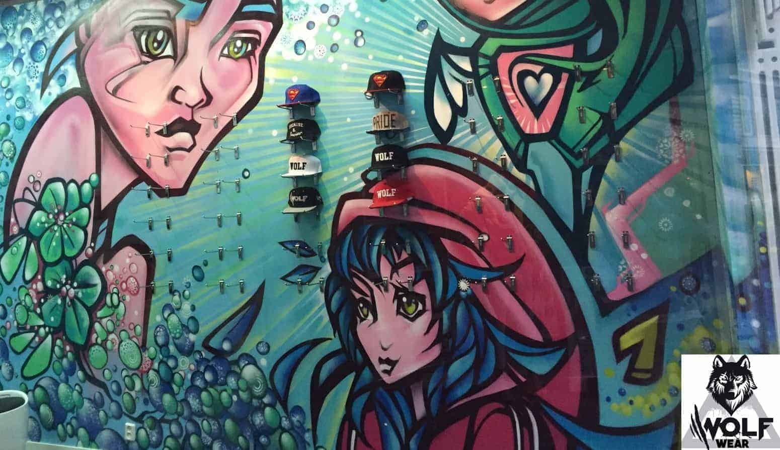 Grafiti Wall