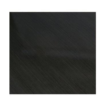 Laminierte MDF Platte 120x120cm Anthrazit Holzmaserung