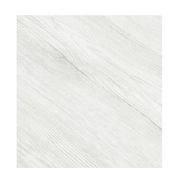 Laminierte MDF Platte 120x120cm Weiß Eiche